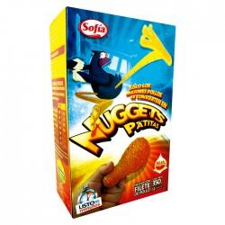 Nuggets Sofia Patitas En Caja 350 Gr