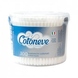 Cotonetes Cotoneve Tambor 300 Un