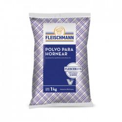 Polvo Para Hornear Fleischmann 1Kg