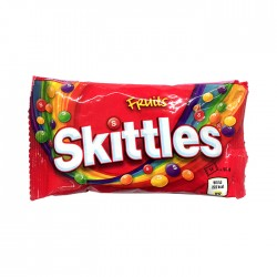 Masticable Skittles Fruits 45Gr