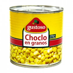 Choclo Gustoso Enlatado 340G
