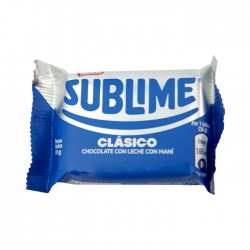 Chocolate Sublime En Barra 30G