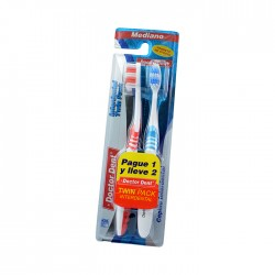 Cepillo Dr. Dent Interdental Medium 2Un