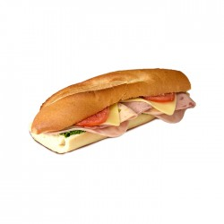 Sandwich Extra 1/2 Megasubmarino Un