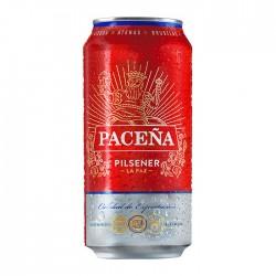 Cerveza Pacena Lata 473 Ml