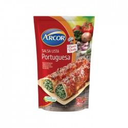 Salsa Arcor Portuguesa Doy Pack 340Gr