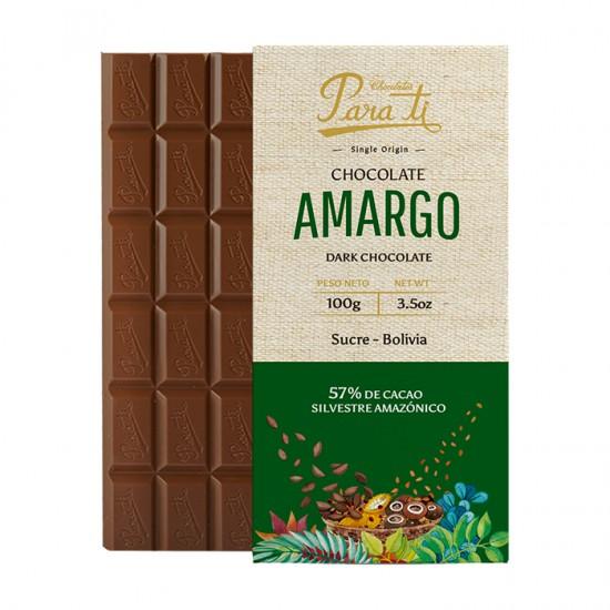Chocolate Para Ti Tableta Amargo 100Gr