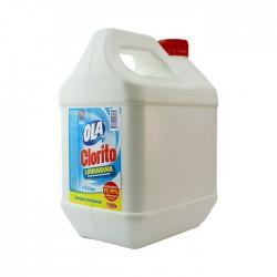 Lavandina Ola Clorito Desinfectante 5Lt