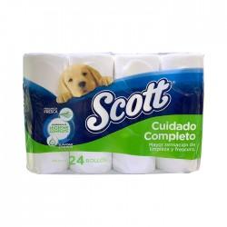 Papel Hig Scott Extra Verde Dh 24Un