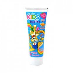 Gel Dental Foramen Kids Fresa 75Ml