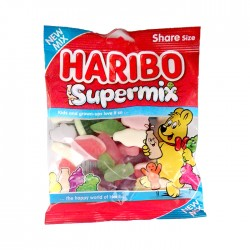 Gomitas Haribo Super Mix 160Gr