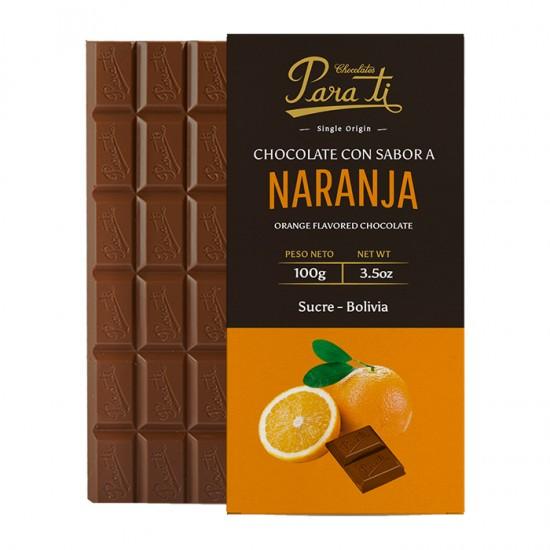 Chocolates Para Ti Surt Cj Naranja 140Gr