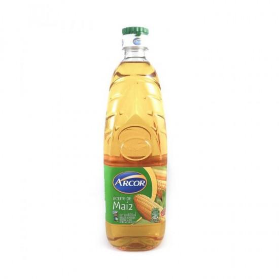 Aceite Arcor Maiz 900Ml