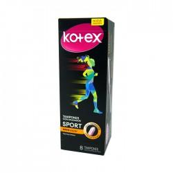 Tampon Kotex Evolution Super Aplic 8Un