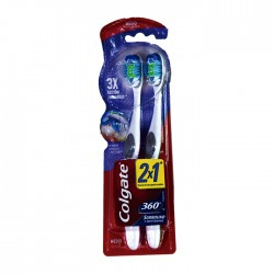 Cepillo Dent Colgate Surround Twin 2X1