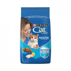Comida Cat Chow Adulto 3Kilogram