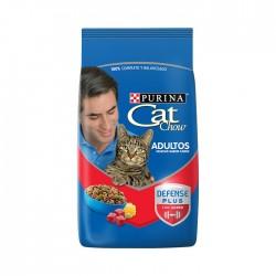 Comida Cat Chow Adulto Carne 3Kg