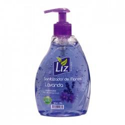 Sanitizador Liz Lavanda 360Ml