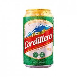 Cerveza Cordillera Pilsener Lata 350Ml