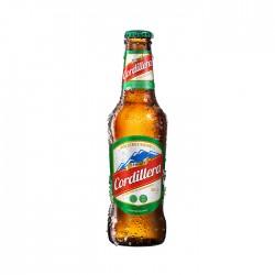 Cerveza Cordillera Pilsen Botella 300Ml