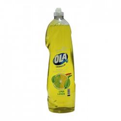 Lavavajilla Ola Lima Limon 1050Ml