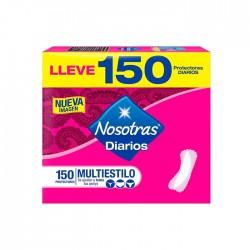 Protector Diario Nosotras Multiest 150Un