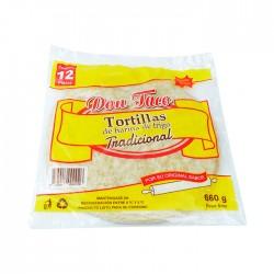 Tortilla Don Taco De Trigo 660Gr