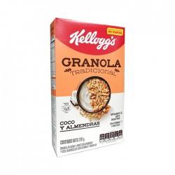 Granola Kelloggs Almen&Coco 310Gr