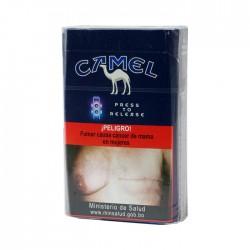 Cigarrillo Camel Act.Dou Mint&Purpl 20Un