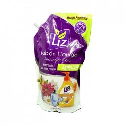 Jabon Liq Liz Seduccion Floral 1Lt