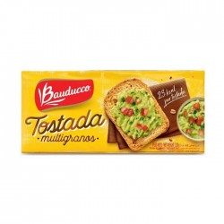 Tostada Bauducco Multigranos 160Gr