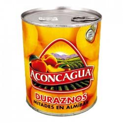 Durazno Aconcagua Mitades 820Gr