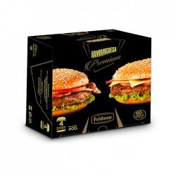 Hamburguesa Fridosa Premium 4Un 600Gr