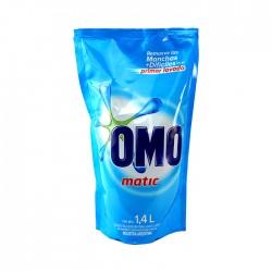 Detergente Omo Matic Multia Liq.Doy 1.4L