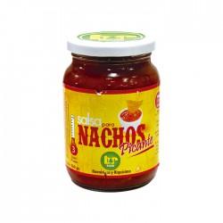 Salsa B&R Nachos Picante 360Gr