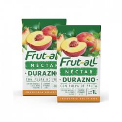 Combo  2 Unidades Jugo Frut-All  1 Lt