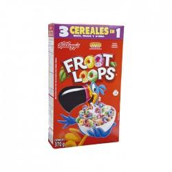 Cereal Kelloggs Froot Loops 370Gr