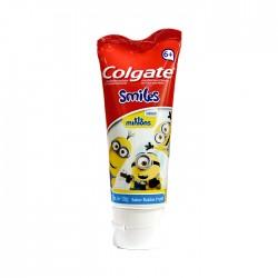 Pasta Dent Colgate Smile Minions 6+ 75Ml