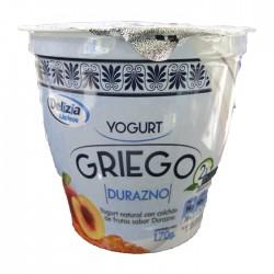 Yogurt Griego Delizia Durazno 170Gr