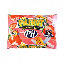 Pilfrut Pil Frutilla Bolsa 200Ml