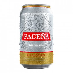 Cerveza Pacena Sin Alcohol 354Ml