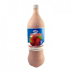 Yogurt Delizia Familiar Frutilla 2Lt