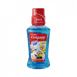 Enj Bucal Colgate Plax Kids Mnions 250Ml