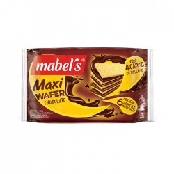 Maxi Wafer Mabels Chocolate 192Gr