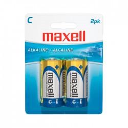 Bateria Maxell Alcalina C 2Un 723320