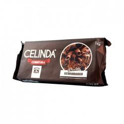 Cobertura Celinda Choc S/Amargo 1Kg
