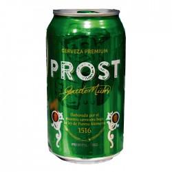 Cerveza Prost Premium Lager 355Ml Lata