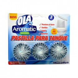 Tripack Ola Aromatic Past Tanque 120Kg