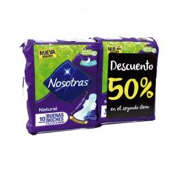 Duopack Nosotras Buenas Noches X10