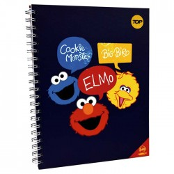Cuaderno Top Esp Mix 3 Dr-He Carta 100H